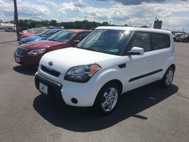 2010 Kia Soul + for sale at Mull's Auto Sales