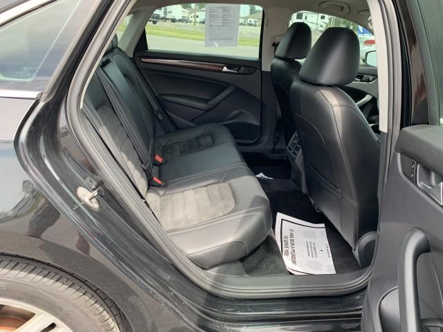 2013 Volkswagen Passat 3.6L V6 SEL Premium for sale at Mull's Auto Sales