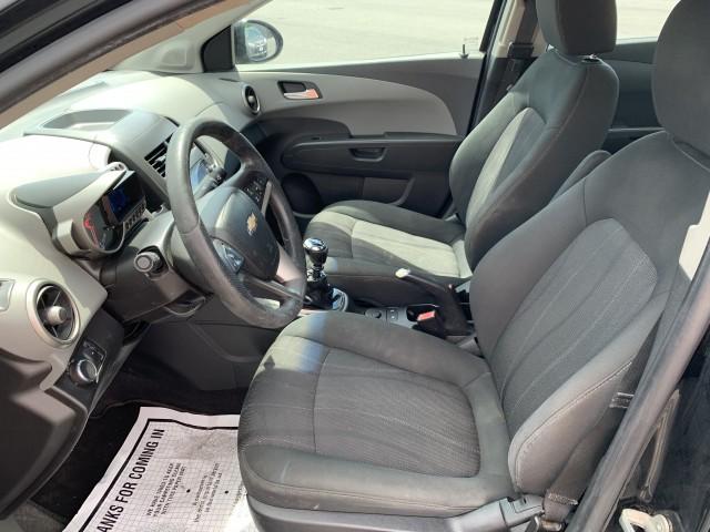 2012 Chevrolet Sonic 1LT Sedan for sale at Mull's Auto Sales