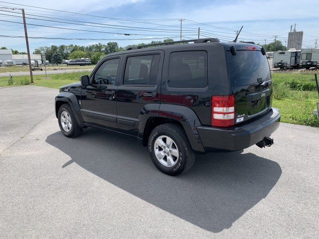 2012 Jeep Liberty Sport 4WD for sale at Mull's Auto Sales
