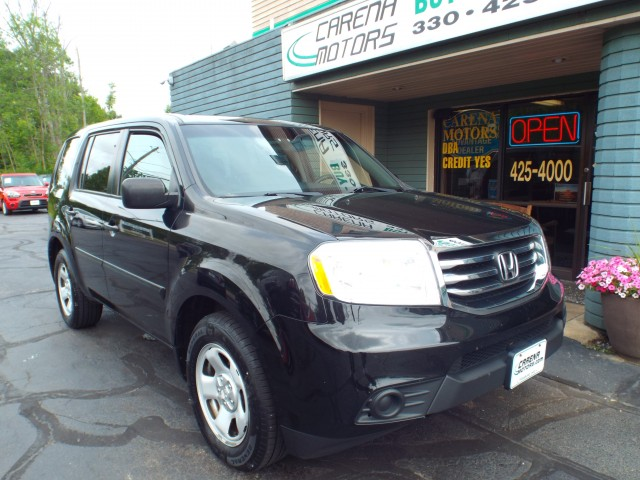2012 HONDA PILOT LX for sale | Used Cars Twinsburg | Carena Motors