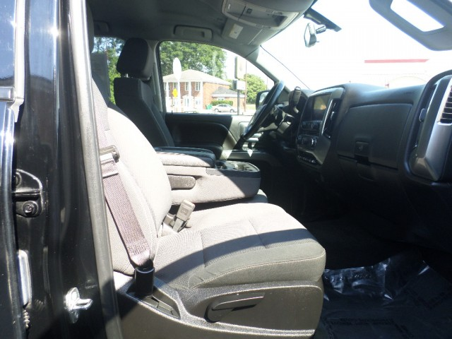 2016 CHEVROLET SILVERADO K1500 LT for sale at Action Motors