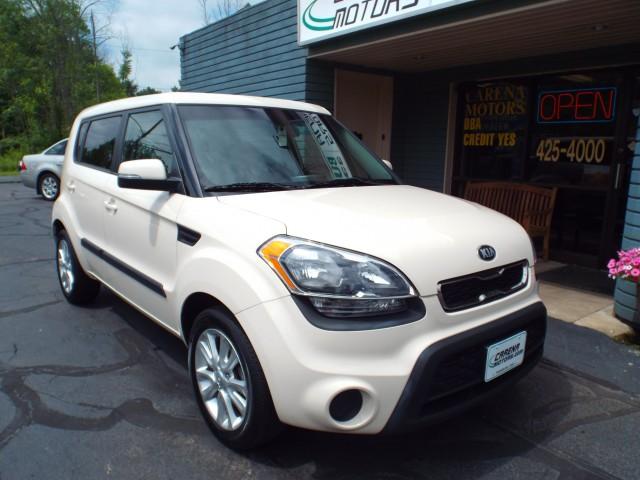 2013 KIA SOUL + for sale | Used Cars Twinsburg | Carena Motors