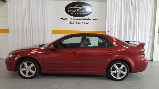 2007 MAZDA 6 I for sale at Tradewinds Motor Center
