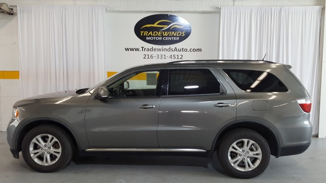 2012 DODGE DURANGO CREW for sale at Tradewinds Motor Center