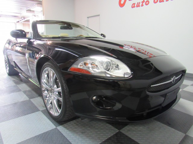 2007 Jaguar XK-Series  in Cleveland