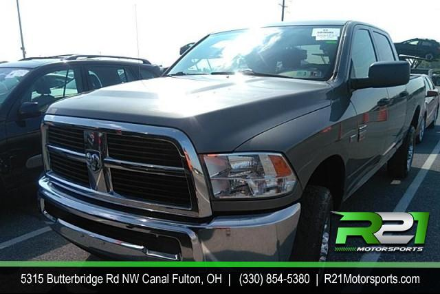 2012 RAM 2500 ST Crew Cab LWB 4WD for sale at R21 Motorsports