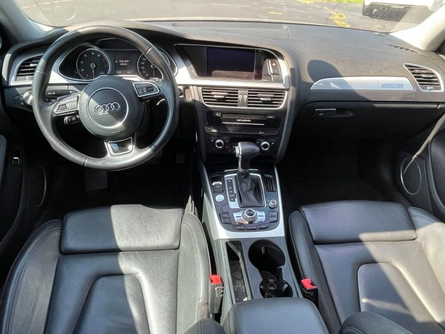 2014 Audi A4 2.0T Sedan quattro Tiptronic for sale at Spartan Autos