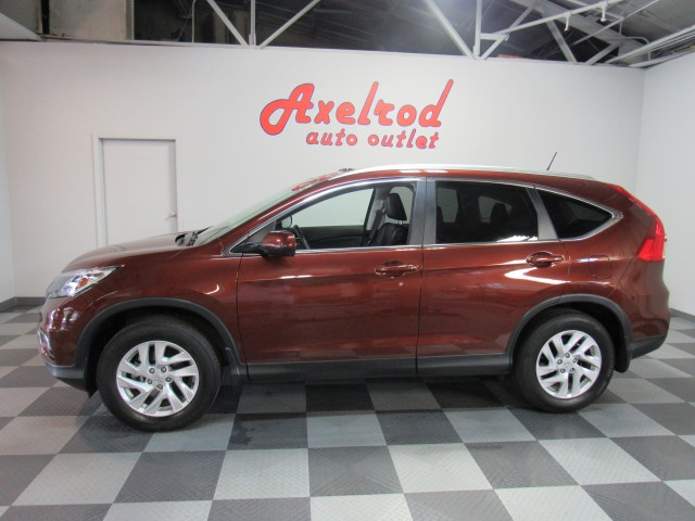2016 Honda CR-V EX-L 4WD with Navigation