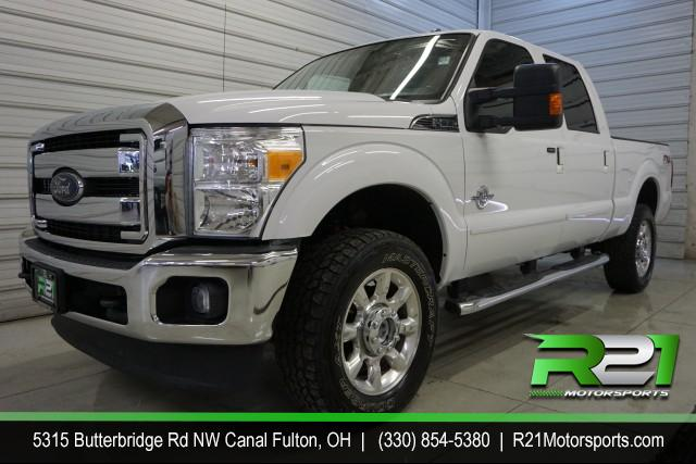 2018 FORD F-350 SD XL CREW CAB LONG BED 4WD 6.7L POWERSTROKE DIESEL SOTHERN RUST FREE TRUCK for sale at R21 Motorsports