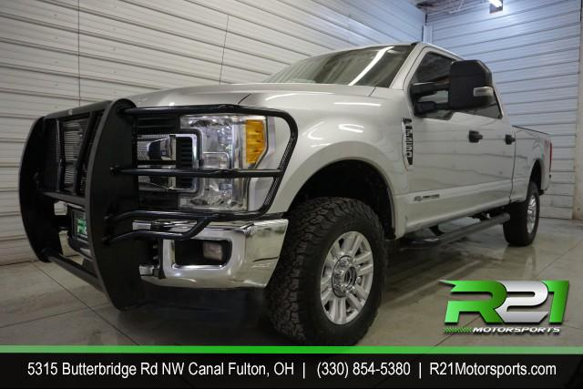 2016 FORD F-350 SD LARIAT CREW CAB 4WD 6.7L POWERSTROKE DIESEL - SOUTHERN-RUST FREE TRUCK for sale at R21 Motorsports
