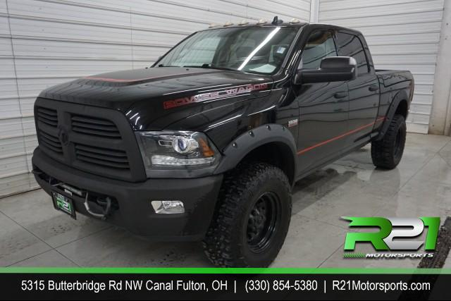 2013 RAM 2500 Powerwagon Crew Cab SWB 4WD -- INTERNET SALE PRICE ENDS SATURDAY JULY 21ST for sale at R21 Motorsports