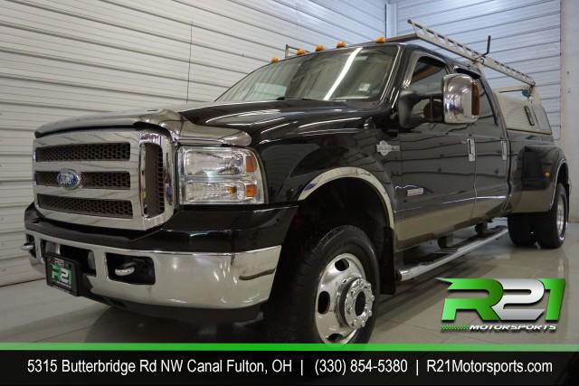 2013 Ford F-350 SD Lariat Crew Cab Long Bed 4WD--THIS WEEK ONLY!! for sale at R21 Motorsports