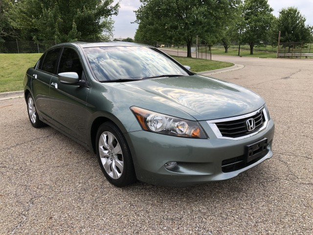 2010 Honda Accord EX-L V-6 Sedan AT for sale at Summit Auto Sales