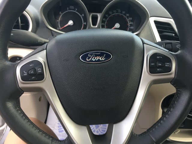 2013 Ford Fiesta SE Hatchback for sale at Mull's Auto Sales