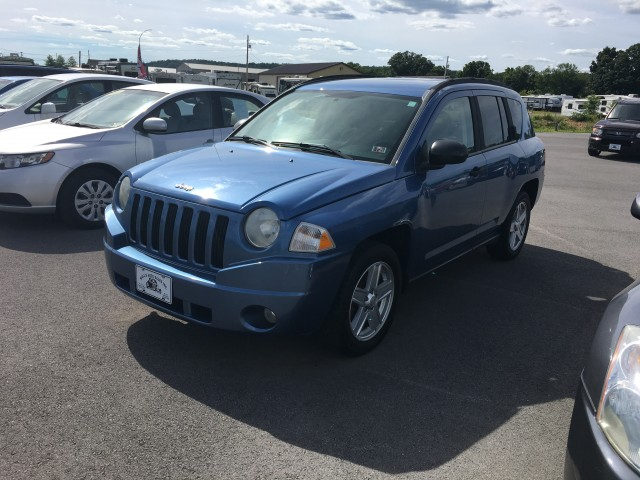 2007 Jeep Compass Sport 2WD for sale at Mull's Auto Sales