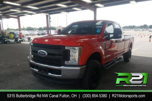2012 FORD F-350 SD LARIAT CREW CAB LONG BED 4WD 6.7L POWERSTROKE DIESEL for sale at R21 Motorsports
