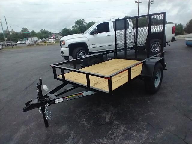 2021 Ringo 5 x 8 cargo  for sale at Mull's Auto Sales