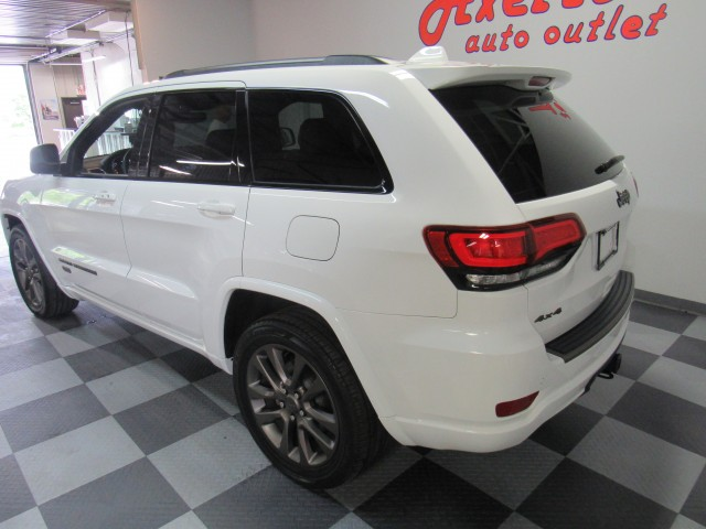 2017 Jeep Grand Cherokee Limited 75th Anniversary Edition 4WD in Cleveland