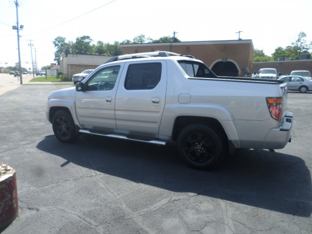 2007 HONDA RIDGELINE RTX for sale at Action Motors