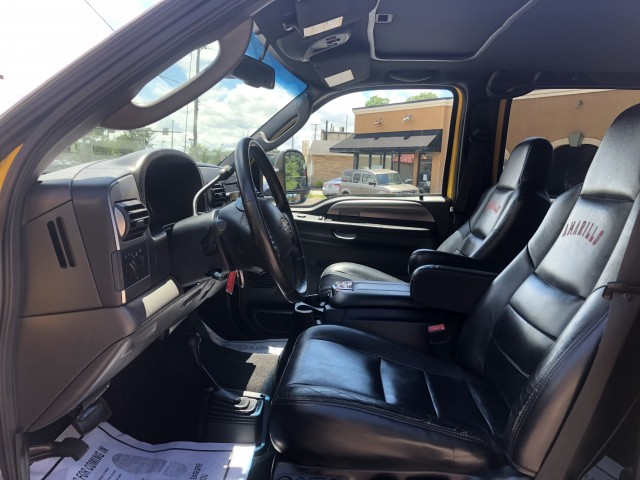 2006 FORD F350 AMARILLO SUPER DUTY for sale at Action Motors