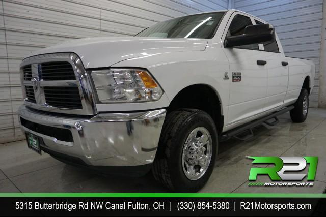 2014 RAM 2500 ST CREW CAB LONG BED 4WD 6.7L CUMMINS DIESEL SOUTHERN RUST FREE  TRUCK for sale at R21 Motorsports