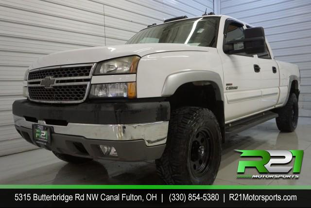 2008 FORD F-250 SD FX4 CREW CAB 4X4 for sale at R21 Motorsports