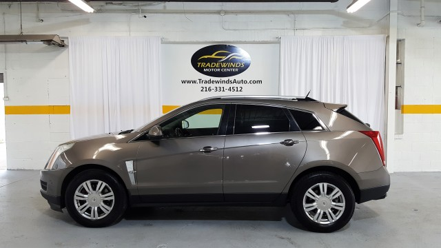 2011 Cadillac SRX  for sale at Tradewinds Motor Center
