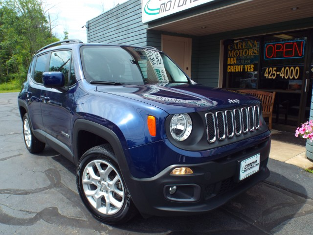 2016 JEEP RENEGADE LATITUDE for sale | Used Cars Twinsburg | Carena Motors
