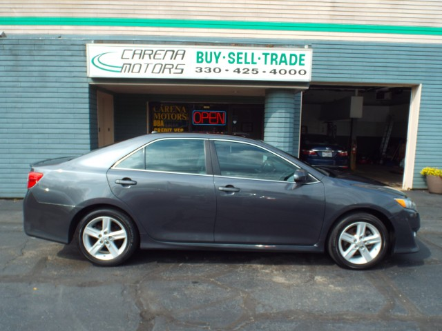 2012 TOYOTA CAMRY SE for sale at Carena Motors