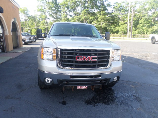 2008 GMC SIERRA 2500 HEAVY DUTY for sale at Action Motors