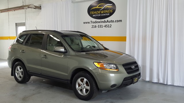 2008 HYUNDAI SANTA FE GLS for sale at Tradewinds Motor Center