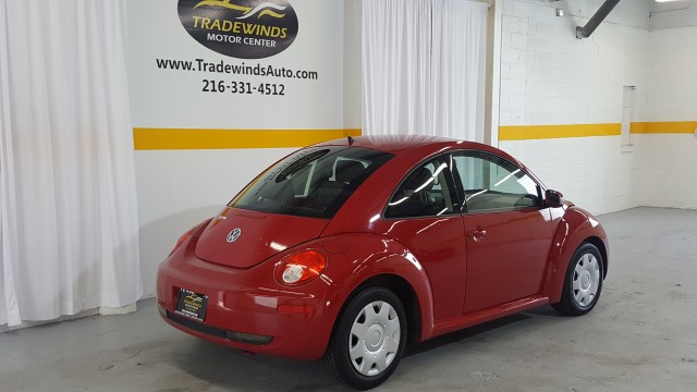 2010 VOLKSWAGEN NEW BEETLE  for sale at Tradewinds Motor Center