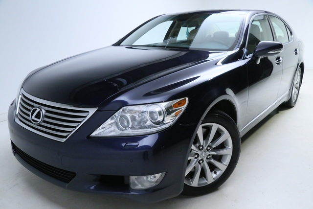 2010 LEXUS LS 460 for sale at Stewart Auto Group