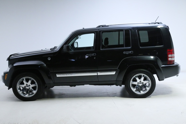 2012 JEEP LIBERTY LIMITED for sale at Stewart Auto Group