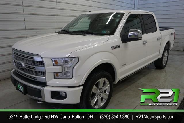 2014 Ford F-250 SD XLT Crew Cab 4WD for sale at R21 Motorsports