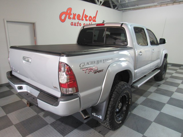 2012 Toyota Tacoma Double Cab TRD Sport V6 4WD in Cleveland