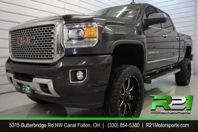 2013 GMC Sierra 2500HD Denali Crew Cab 4WD for sale at R21 Motorsports
