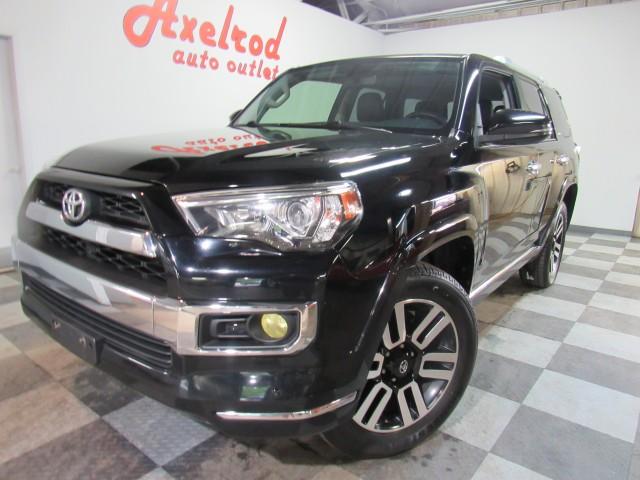 2014 Toyota 4Runner Limited 4WD V6