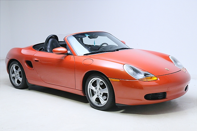 2001 PORSCHE BOXSTER  for sale at Stewart Auto Group