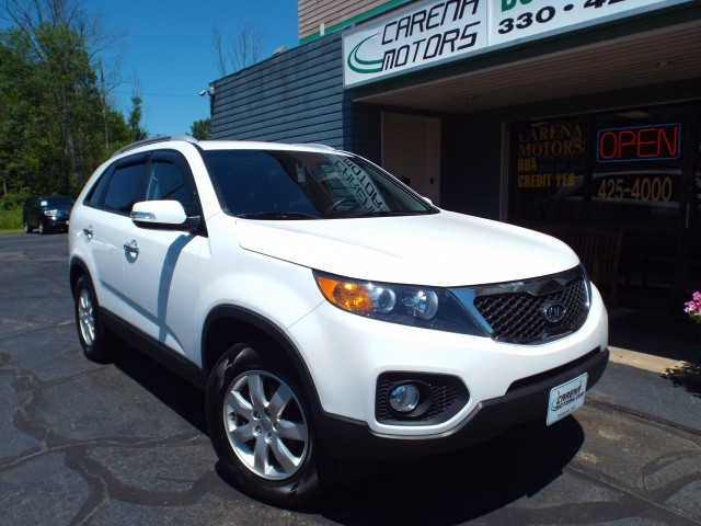 2013 KIA SORENTO LX for sale | Used Cars Twinsburg | Carena Motors