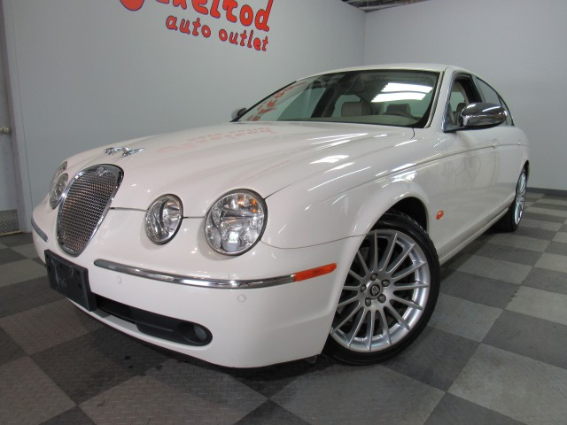 2007 Jaguar S-Type 3.0