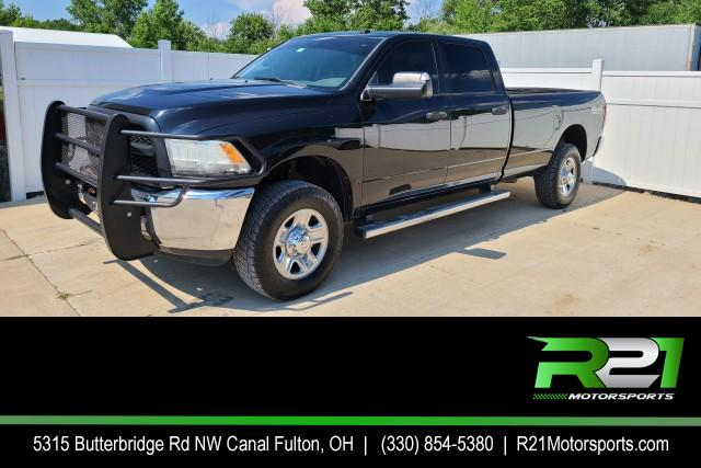 2015 RAM 2500 OUTDOORSMAN CREW CAB 4WD 5.7L HEMI for sale at R21 Motorsports