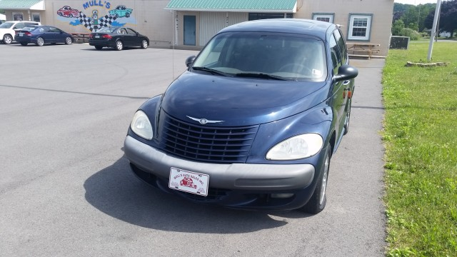 2001 Chrysler PT Cruiser Base for sale at Mull's Auto Sales