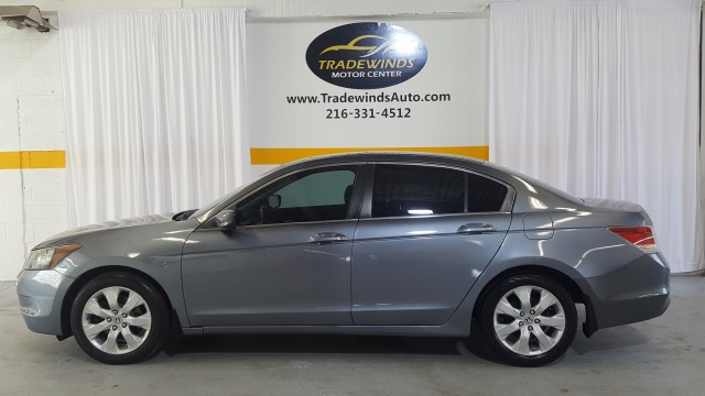 2009 Honda Accord EX Sedan AT for sale at Tradewinds Motor Center
