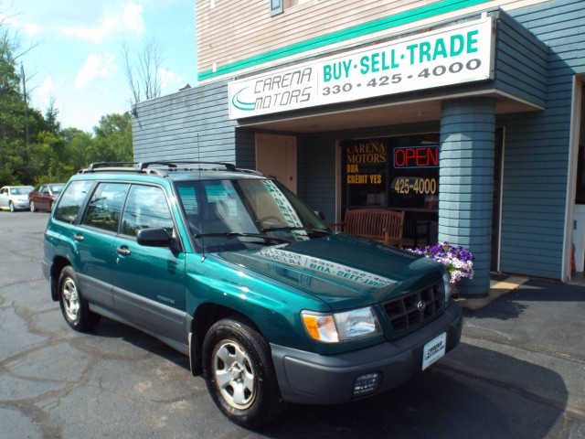 1998-SUBARU-FORESTER-L-FOR-SALE-Twinsburg-Ohio for sale at Carena Motors
