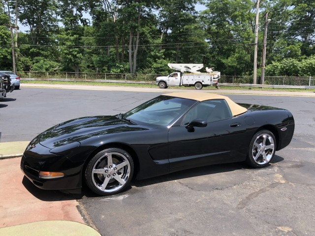 2002 CHEVROLET CORVETTE CONVERTABLE for sale at Action Motors