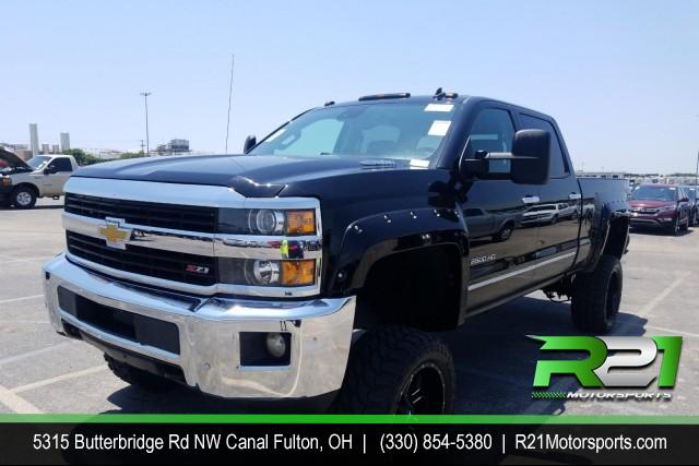 2015 GMC Sierra 2500HD Denali Crew Cab--THIS WEEK ONLY!! for sale at R21 Motorsports