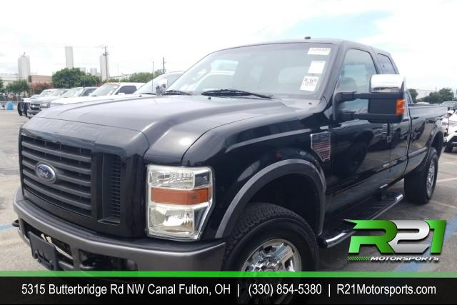 2007 Ford F-350 SD Lariat Crew Cab Long Bed DRW 4WD for sale at R21 Motorsports