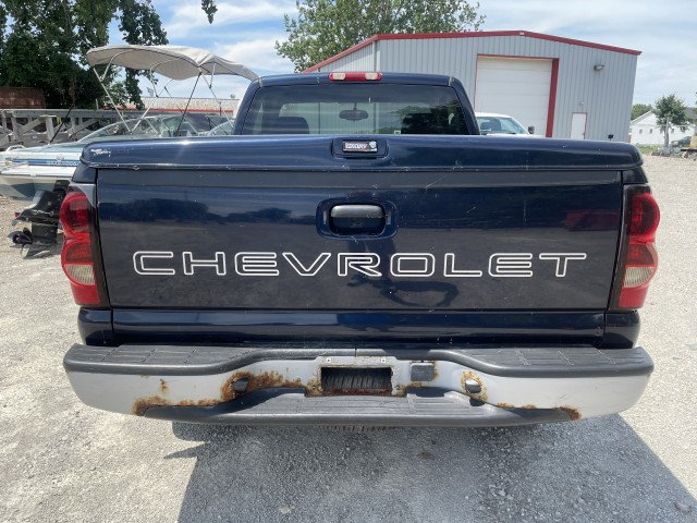 2005 Chevrolet Silverado 1500 Work Truck Short Bed 4WD for sale at Ohio Auto Toyz